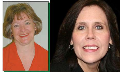 Gail Lowe & Cynthia Dunbar