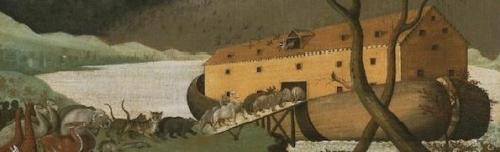 Noah's Ark (by Edward Hicks, 1846)