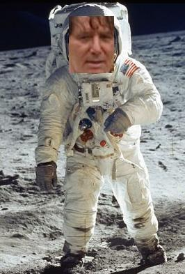 Curmudgeon in space
