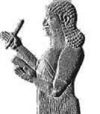 Mesopotamian scribe