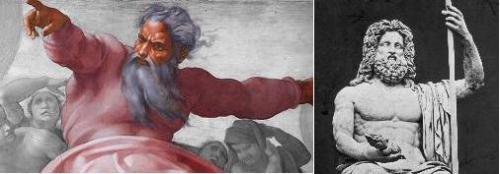 God and Zeus