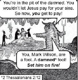 Jack Chick-Lake of Fire